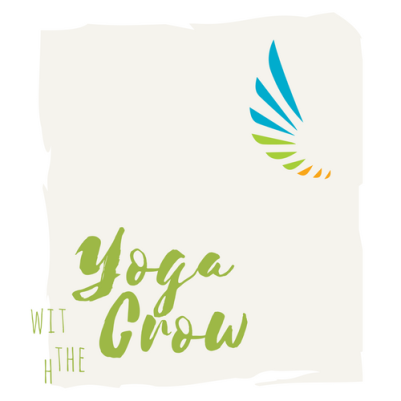 Yoga With The Crow